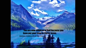 You are now children of God