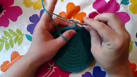 Crochet Purse Pattern (Lunch Purse) (Part 2)