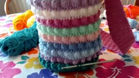 Crochet Purse Pattern (Lunch Purse) (Part 3)