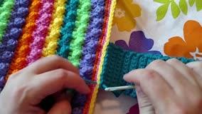 Crochet Purse Pattern (Lunch Purse) (Part 4)