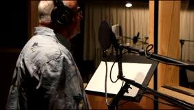 Bobby in the studio