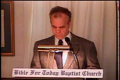 Part 1 -- The Course of the Present Age  – Biblical Prophecy Class #9– BFTBC