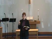 Sermon 11/8/15