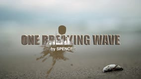 Psalm 93:4 ONE BREAKING WAVE (Won't Explain the Sea) by Spencer