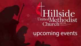 Upcoming Events at Hillside UMC