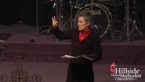 November 15, 2015 Rev. Linda Evans