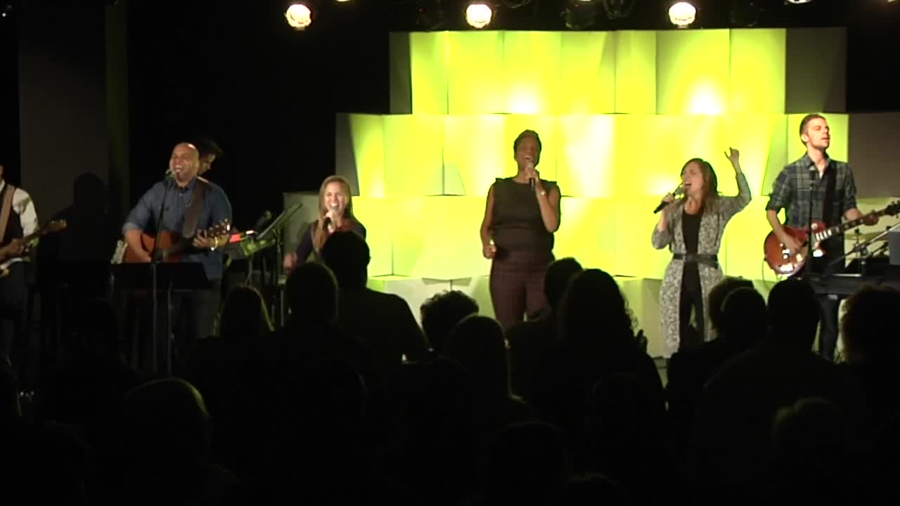 'Let's Go!' - BART+TRICIA And TLCC Worship