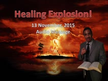 Healing Explosion - 11/13/2015