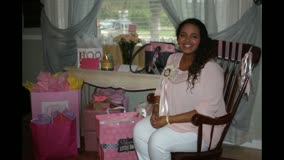 SHANIA'S BABY SHOWER 2015
