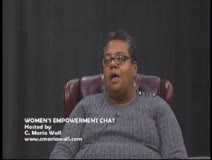 WOMEN'S EMPOWERMENT CHAT @ THE GATHERING PLACE  part 2