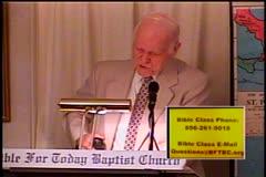 Part 2 --  Determined To Sail –  Acts 20:12-30  – BFTBC Midweek Service  – Pastor D. A. Waite