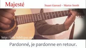Majésté (me voici) (Reprise guitare #002)