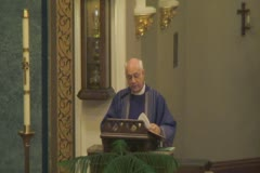 Msgr. Ken's Homily ~ 1st Sunday of Advent