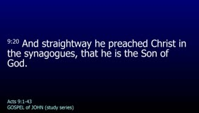 GOSPEL of JOHN-063-Ch.04 (I That Speak Unto Thee Am He - Messiah) Pt.2
