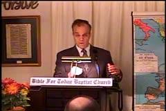 Part 2 -- The House of Bondage  – Exodus 13:1-22 – Daniel S. Waite -- BFTBC