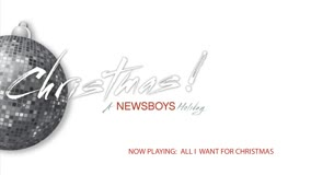 NEWSBOYS | ALL I WANT FOR CHRISTMAS