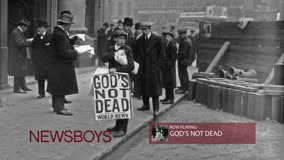 NEWSBOYS | GOD'S NOT DEAD (LIKE A LION)