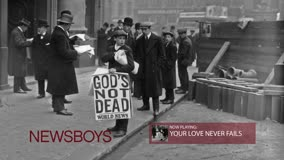 NEWSBOYS | YOUR LOVE NEVER FAILS