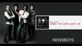 NEWSBOYS | THE BOYS LIGHT UP