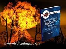 Vindicating God Ministries Books