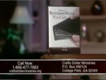 Creflo Dollar Ministries: How To Cast Out Fear Part 6