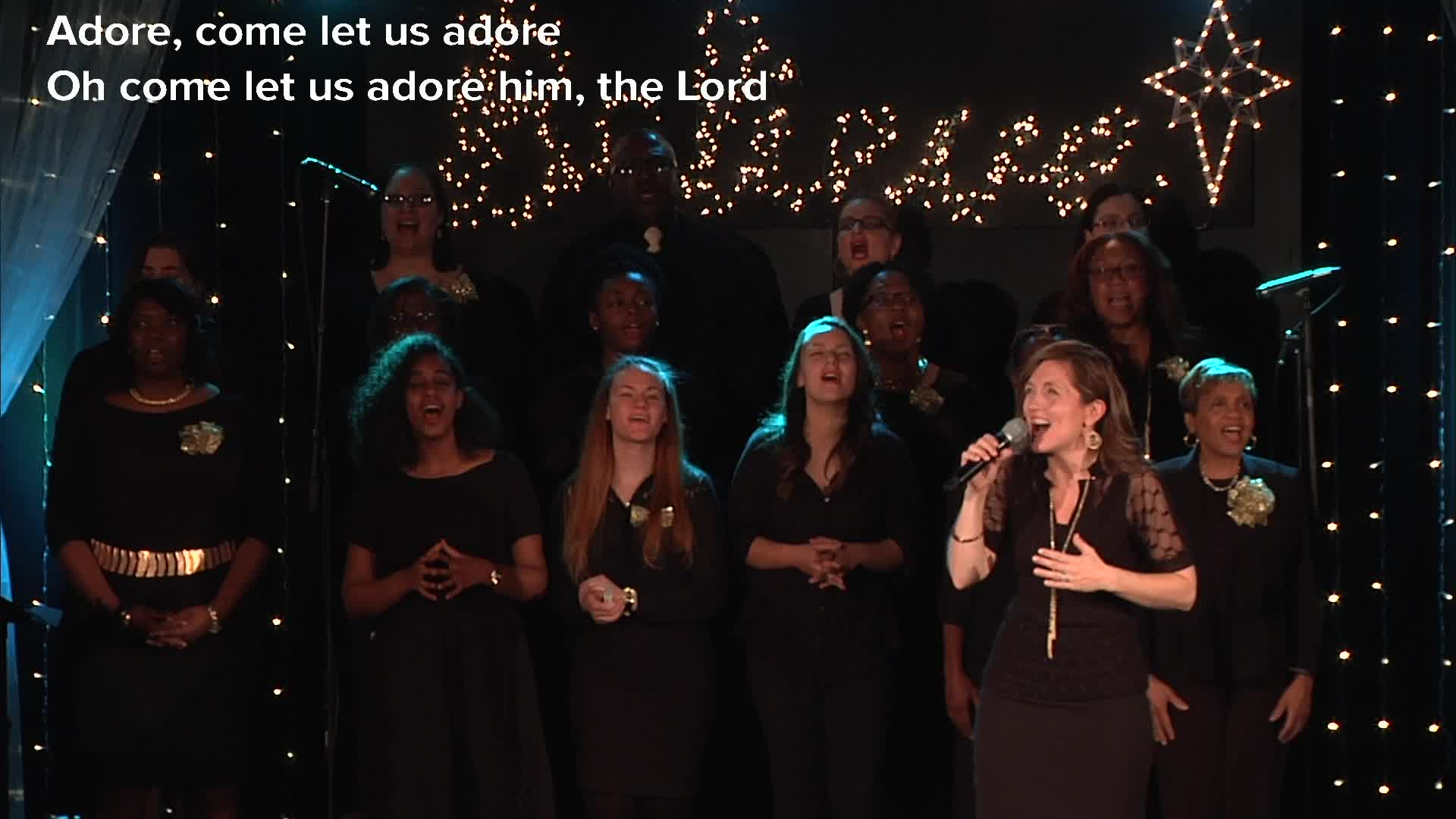ADORE - Beautiful Christmas Worship From BART+TRICIA