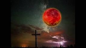 Bloedmaan over Golgotha