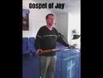 Gospel of Joy by Dr. Michael G. Bonacum