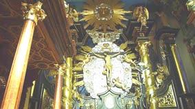Chór zakonny w Sanktuarium w Kalwarii Zebrzydowskiej