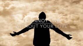 """Christian Rock Ballad Worship Song - """"Without Your Love""""(Demo) - Albert Abude"""