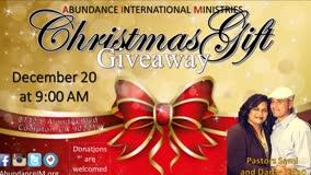 AbundanceIM 2015 Christmas Gift Giveaway