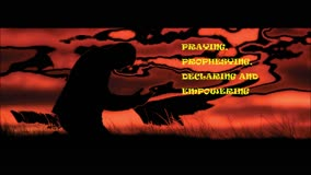 PRAYING, PROPHESYING, DECLARING AND EMPOWERING by Dominic Sola