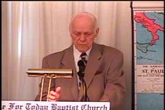 What Is Biblical Marriage   – 1 Corinthians 7:1-20  –  Pastor D. A. Waite  –  BFTBC