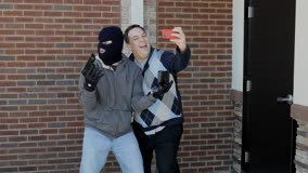 Social Robbery