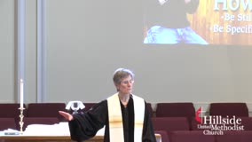 January 3, 2015 Rev. Linda Evans