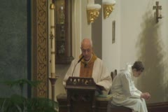 Msgr. Ken's Homily ~ Sunday, January 10, The Baptism of The Lord