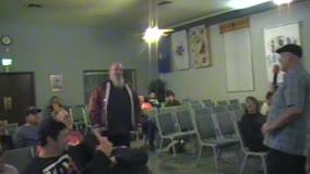 Outlaw Biker Healed!