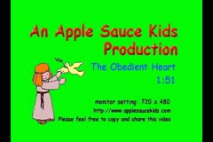 The Obedient Heart Object Lesson