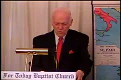 Marriage Is Until Death  – 1 Corinthians 7:21-40 –  Pastor D. A. Waite  –  BFTBC
