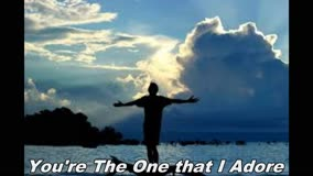 """Praise and Worship Rock Song - """"You're The One That I Adore"""" - Albert Abude"""