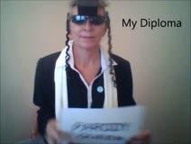 My Diploma (parody of My Sharona by The Knack)