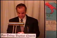 Part 1   –  Bore His Ear  – Exodus 21_1-36 -- Daniel  Waite – BFTBC