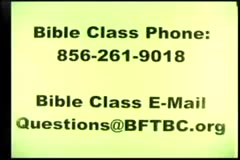 I Will Hear Thee  –  Acts 23:25-35  –  BFTBC – Pastor D. A. Waite