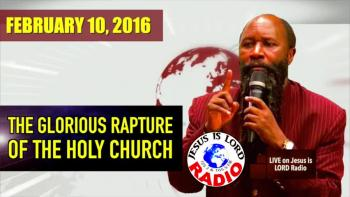 Vision of the Rapture of the Church! Jesus is Coming So Soon! - Prophet Dr Owuor