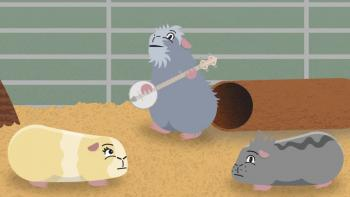 Who is my Neighbor? - BibleSounds.com - Cute song by Guinea Pigs