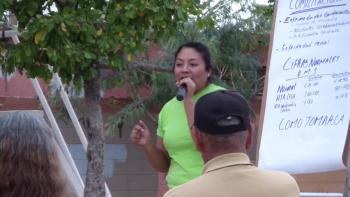 Evangelismo en colonias
