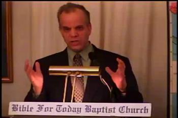 Exodus 25:1-40 – The LORD Spake – Daniel Waite – BFTBC