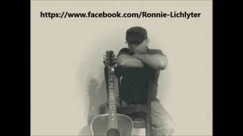 Christian singer songwriter Ronnie Lichlyter Shares His Testimony
