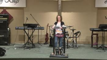 Alisa Prefontaine Standing Your Ground AAC