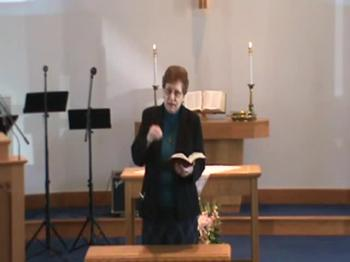 Sermon 2/28/16